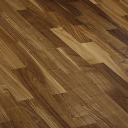 Ethnic Nogal Bosque 3L | Wood flooring | Porcelanosa