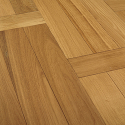 Modern Roble Louvre Natural | Wood flooring | Porcelanosa