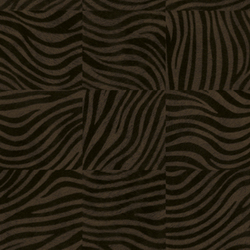 Mémoires | Zebra VP 655 03 | Colour brown | Elitis
