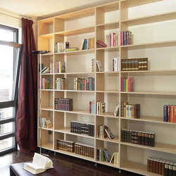 Tius 04 natura Townhouse | Office shelving systems | Plan W