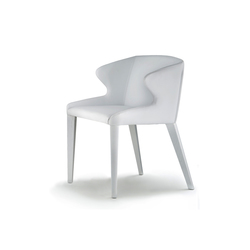 Leila 681 | Visitors chairs / Side chairs | PEDRALI