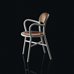 Pipe armchair | Visitors chairs / Side chairs | Magis