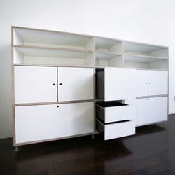 Tius 12 bucaneve | Cabinets | Plan W