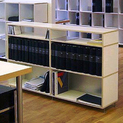 Tius 13 bucaneve | Office shelving systems | Plan W