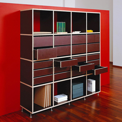 Tius 17 oscura | Cabinets | Plan W
