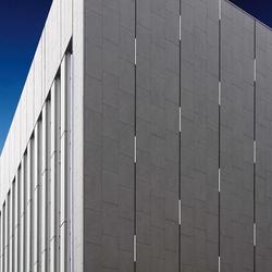 Facades GouweZone | Hinterlüftete Fassaden | Mosa