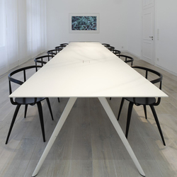Tables | Tavoli conferenza | Plan W