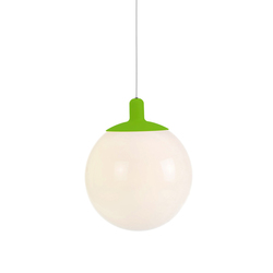 Dolly 45 pendant green | Iluminación general | Bsweden