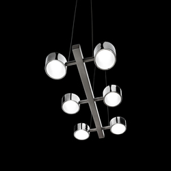 City S6 Pendant | General lighting | Luz Difusión