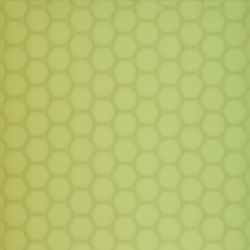 AIR-board® UV satin citrus 1C01 | Kunststoff Platten | Design Composite
