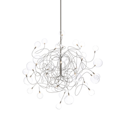 Bubbles Double pendant light 30 | General lighting | HARCO LOOR