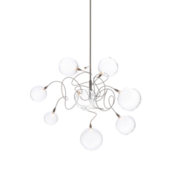 Bubbles pendant light 9 | Iluminación general | HARCO LOOR