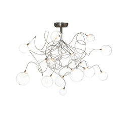 Bubbles ceiling light 15 | Lampade plafoniere | HARCO LOOR