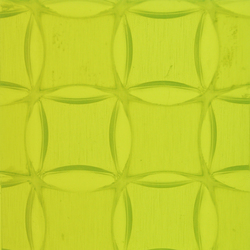 Clear-PEP® spy UV PC color green 2498 | Synthetic slabs | Design Composite