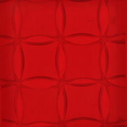 Clear-PEP® spy UV PC color red 502 | Synthetic slabs | Design Composite
