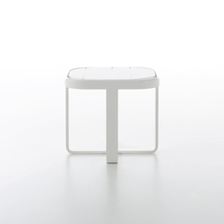 Flat Table basse | Tables d'appoint de jardin | GANDIABLASCO