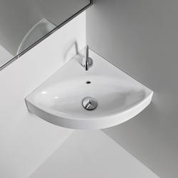 Cento Corner washbasin | Waschtische | Kerasan