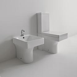 Cento Wc pan + bidet | WCs | Kerasan