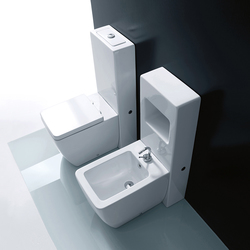 Ego Btw wc pan + bidet | Toilets | Kerasan