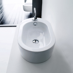 Flo Washbasin 56 | Wash basins | Kerasan