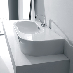 Flo Washbasin 75 | Wash basins | Kerasan