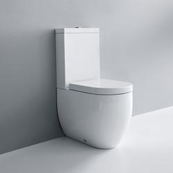 Flo Wc pan + cistern | Toilets | Kerasan