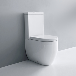 Flo Wc pan + cistern | Inodoros | Kerasan
