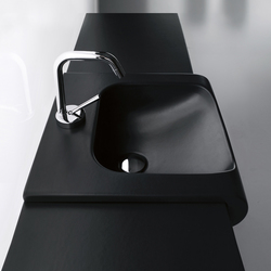 Inka Washbasin 40 | Wash basins | Kerasan