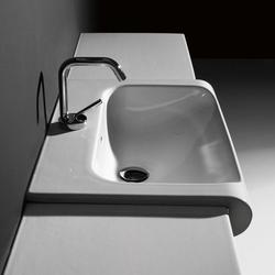 Inka Washbasin 60 | Wash basins | Kerasan