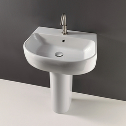 K 09 Washbasin + pedestal | Wash basins | Kerasan