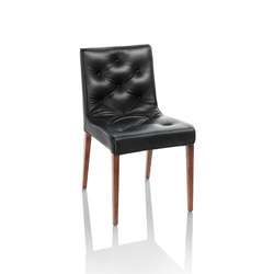 Leslie | Restaurant chairs | Wittmann