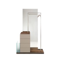 SCENERY Combination coat stand | Freestanding wardrobes | Schönbuch