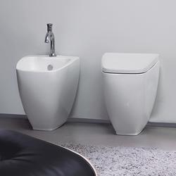 Spa Btw wc pan + bidet | Toilets | Kerasan