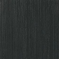 Less Black rigato | Bodenfliesen | Floor Gres by Florim