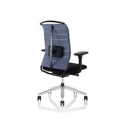 High End Task Chairs With Backrest Height Adjustable On