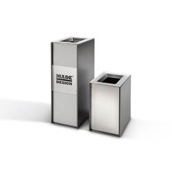 Zurich | Abfallbehälter / Papierkörbe | Planning Sisplamo