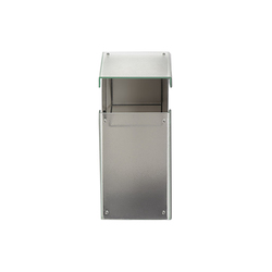 Luzerna Abfallbehälter | Abfallbehälter | Planning Sisplamo