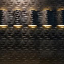 Complementi Luce | Fondo curve luce | Panneaux en pierre naturelle | Lithos Design