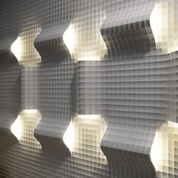 Complementi Luce | Quadro curve luce | Lastre pietra naturale | Lithos Design