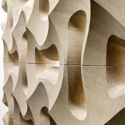 Muri Di Pietra | Traccia | Natural stone slabs | Lithos Design