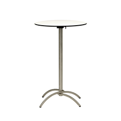 Taku cocktail table | Tables hautes | Fischer Möbel