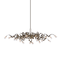 Guirlande oval pendant lamp 20 | Suspended lights | HARCO LOOR