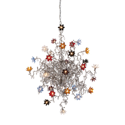 Jewel Double pendant light 30-multicolor | General lighting | HARCO LOOR