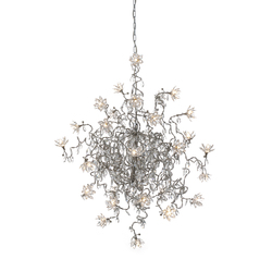 Jewel Double pendant light 30-transparent | General lighting | HARCO LOOR