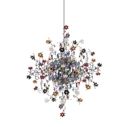 Jewel Double pendant light 48-multicolor | General lighting | HARCO LOOR