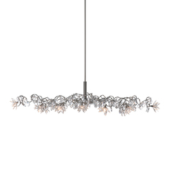 Jewel Oval pendant light 12-transparent | Illuminazione generale | HARCO LOOR