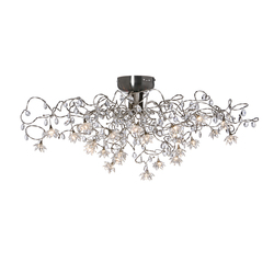 Jewel ceiling light 24-transparent | Iluminación general | HARCO LOOR