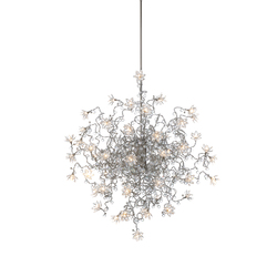 Jewel Diamond Double pendant light 48-transparent | General lighting | HARCO LOOR