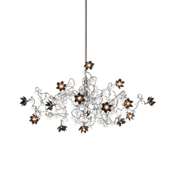Jewel Diamond pendant light 15-black | Suspended lights | HARCO LOOR