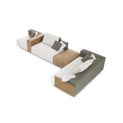 Domino | Sofás lounge | Montis